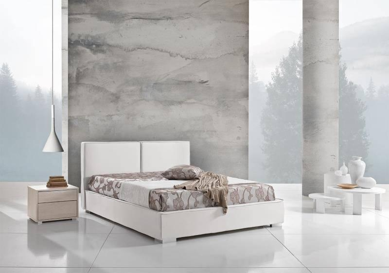 upholstered beds giessegi italy top design adige