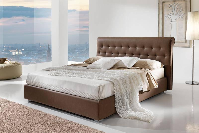 upholstered beds giessegi italy top design chic