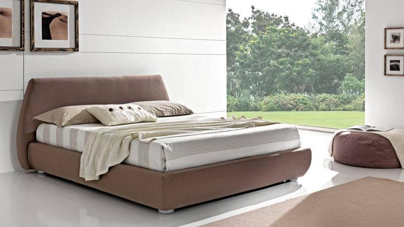 upholstered beds giessegi italy top design dream