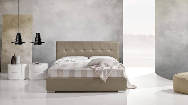 upholstered beds giessegi italy top design ego