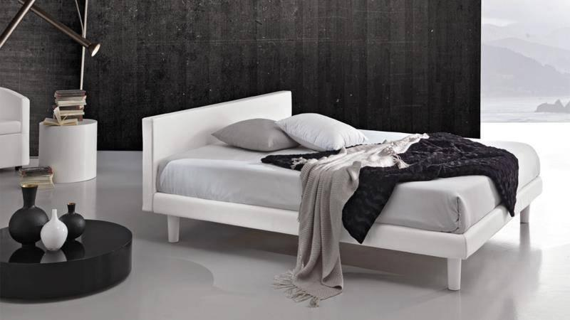 upholstered beds giessegi italy top design kudo