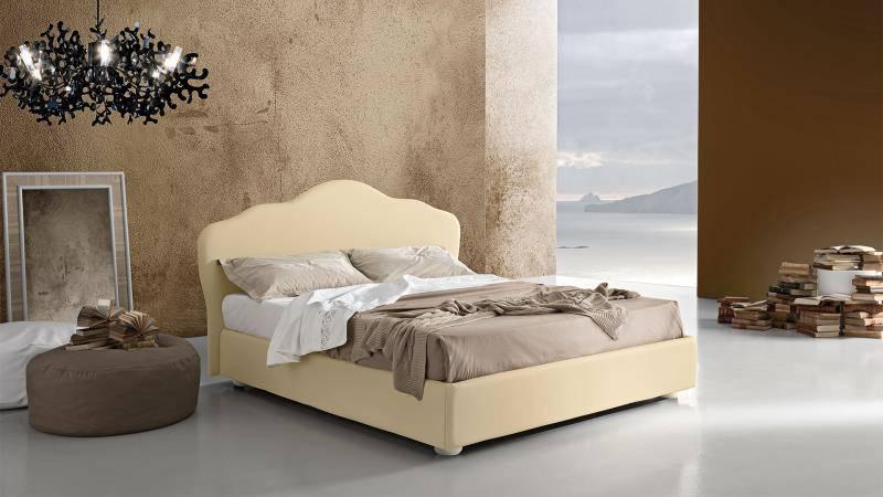 upholstered beds giessegi italy top design romantic
