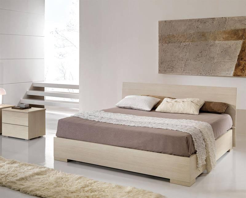 wooden beds giessegi italy top design fly