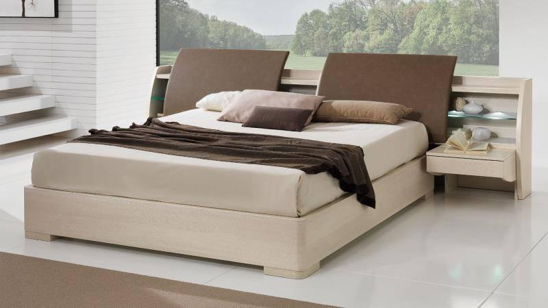 wooden beds giessegi italy top design soffio