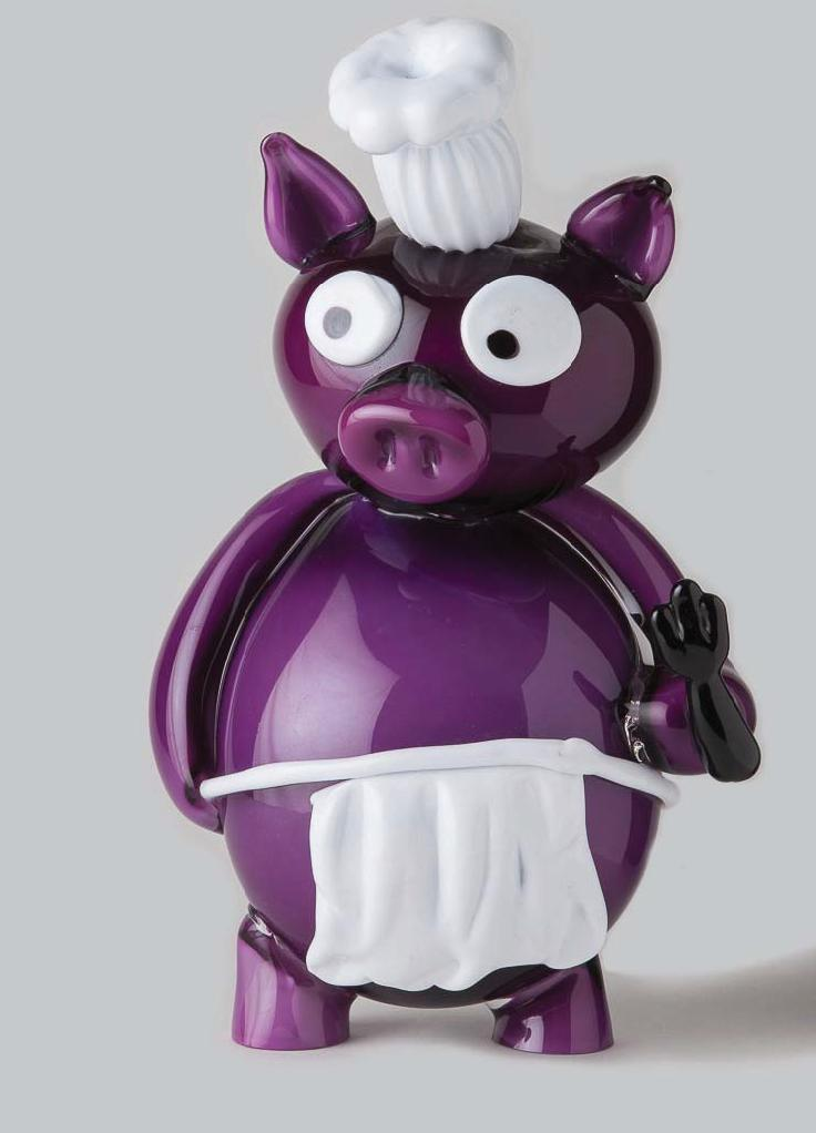 accessories pupi collection chef pork 3 italy top design