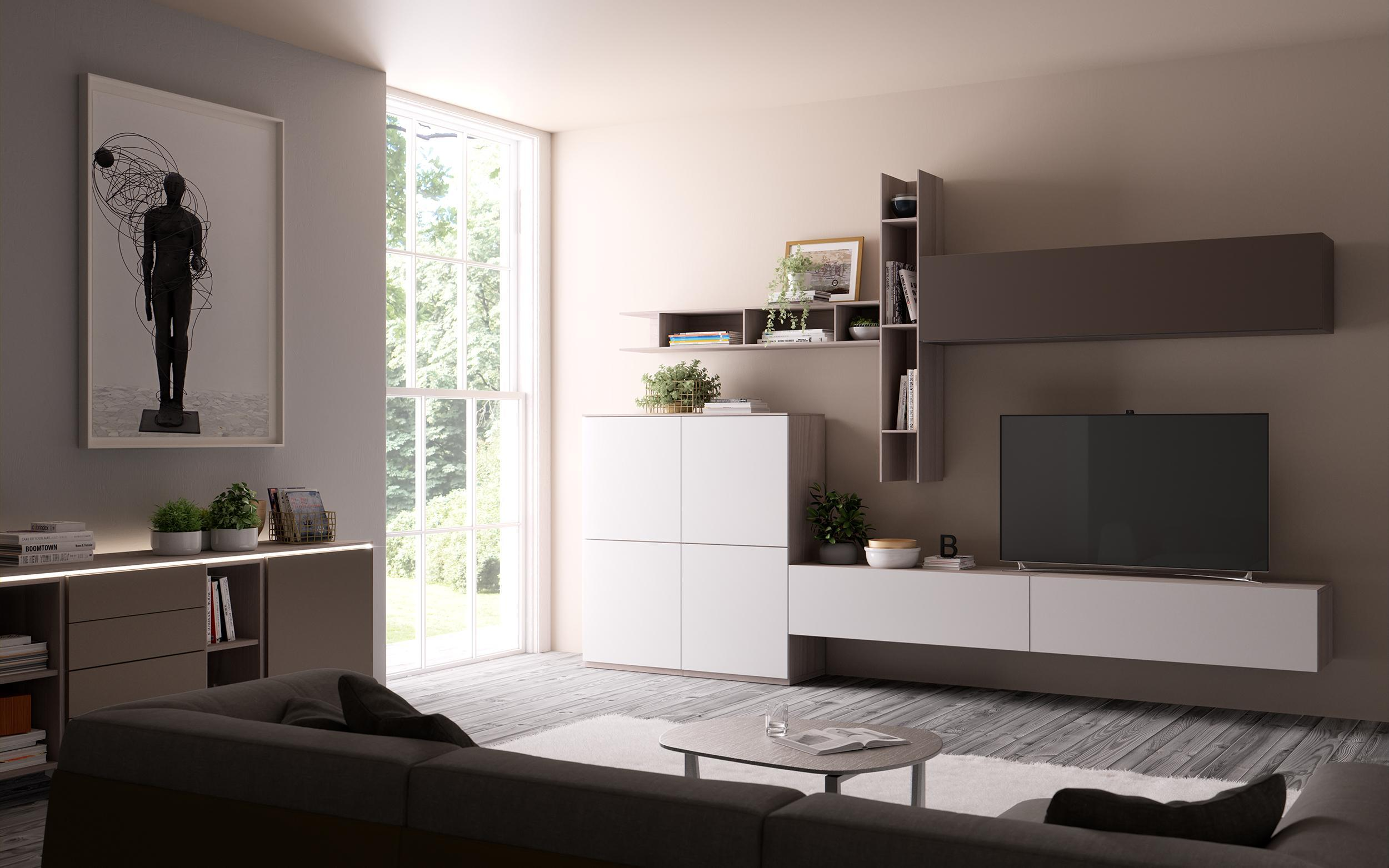 living room 3 giessegi italy top design