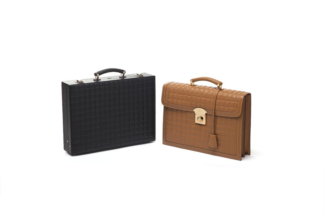 elite luxury accessories man brief cases