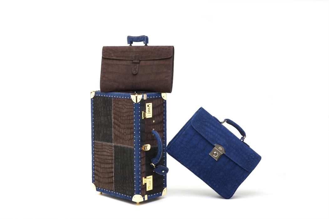 elite luxury accessories men suitcases luggage