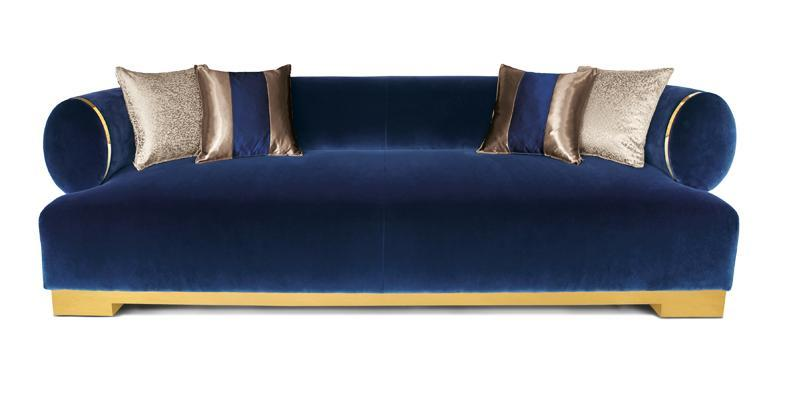 art deco couch italy top design dorado sofa